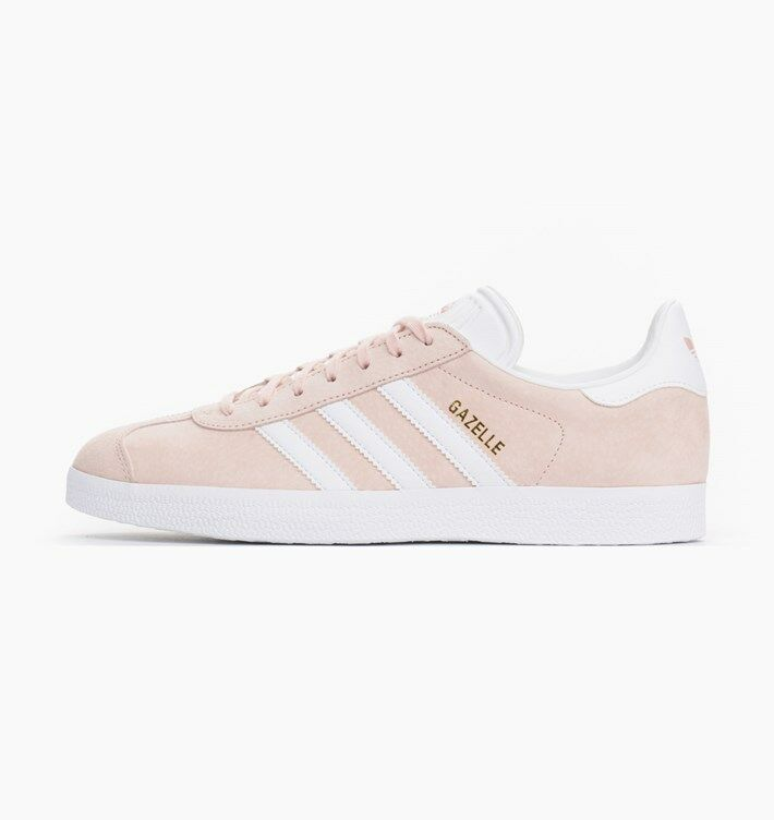 NEW In box Adidas Gazelle Vapor Pink, Suede Mens 9 11 or women's 11 13 BB5472