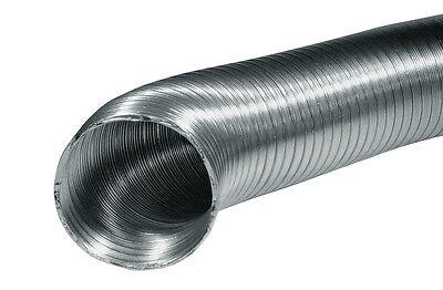 Alu-flex-rohr 2,7m Flexrohr Ø 85-200mm Alurohr Flexschlauch Schlauch Uvp