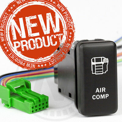 TOYOTA HILUX WORK LIGHT SWITCH FACTORY FITTING 2005-15 HILUX WORK LIGHT DESIGN