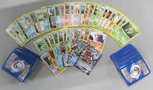 Pokemon-Common-Uncommon-Ultra-Rare-Bulk-Lot-Bundle-NM-PL-210-Cards-TCG-Pikachu