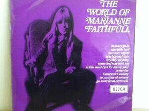MARIANNE-FAITHFUL-LP-THE-WORLD-OF-MARIANNE-FAITHFUL