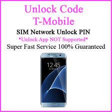 T-Mobile USA Unlock Code SIM Network Samsung Galaxy Note 3 4, S3 S4 S5, Light