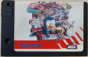 Konami RC736 Game Master MSX Game enhancement software