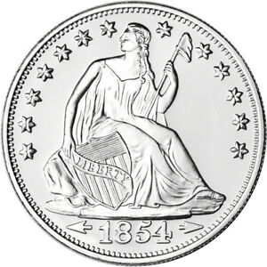 1-oz-Highland-Mint-Silver-Round-Seated-Liberty-Design-999-Fine