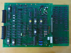 EXPRESS-RAIDER-DATA-EAST-BOOT-LEG-WORKING-amp-CLEAN-ARCADE-JAMMA-PCB-013