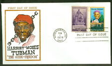 HARRIET TUBMAN FDC 'THE GUIDE TO FREEDOM'