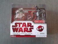 Star Wars Legacy Collection Geonosis Arena Showdown Yoda Vs Droideka