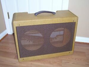 Fender Blues Junior 2x10 Ebay