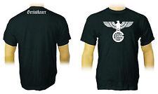 t-shirt,rüster,gerüstbauer, zunftwappen,arbeitskleidung, bau,gerüstbau,Zunft