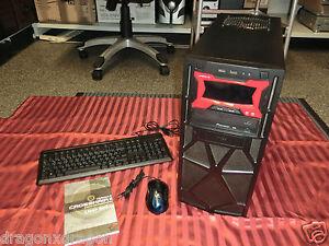 Gaming-PC-AMD-Phenom-II-X4-2-93GHz-640GB-HDD-4GB-RAM-2-Jahre-Garantie
