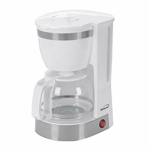 Brentwood Appliances Ts-215w 10-cup Coffee Maker [white] (ts215w)