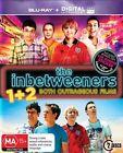 The Inbetweeners Movie / The Inbetweeners 2 (Blu-ray, 2014, 2-Disc Set)