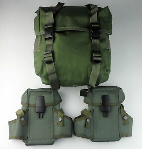Vietnam-War-Pouch-U-S-Army-Magazine-Pouch-Field-Pack-Waterproof-Bag-Nylon-Set