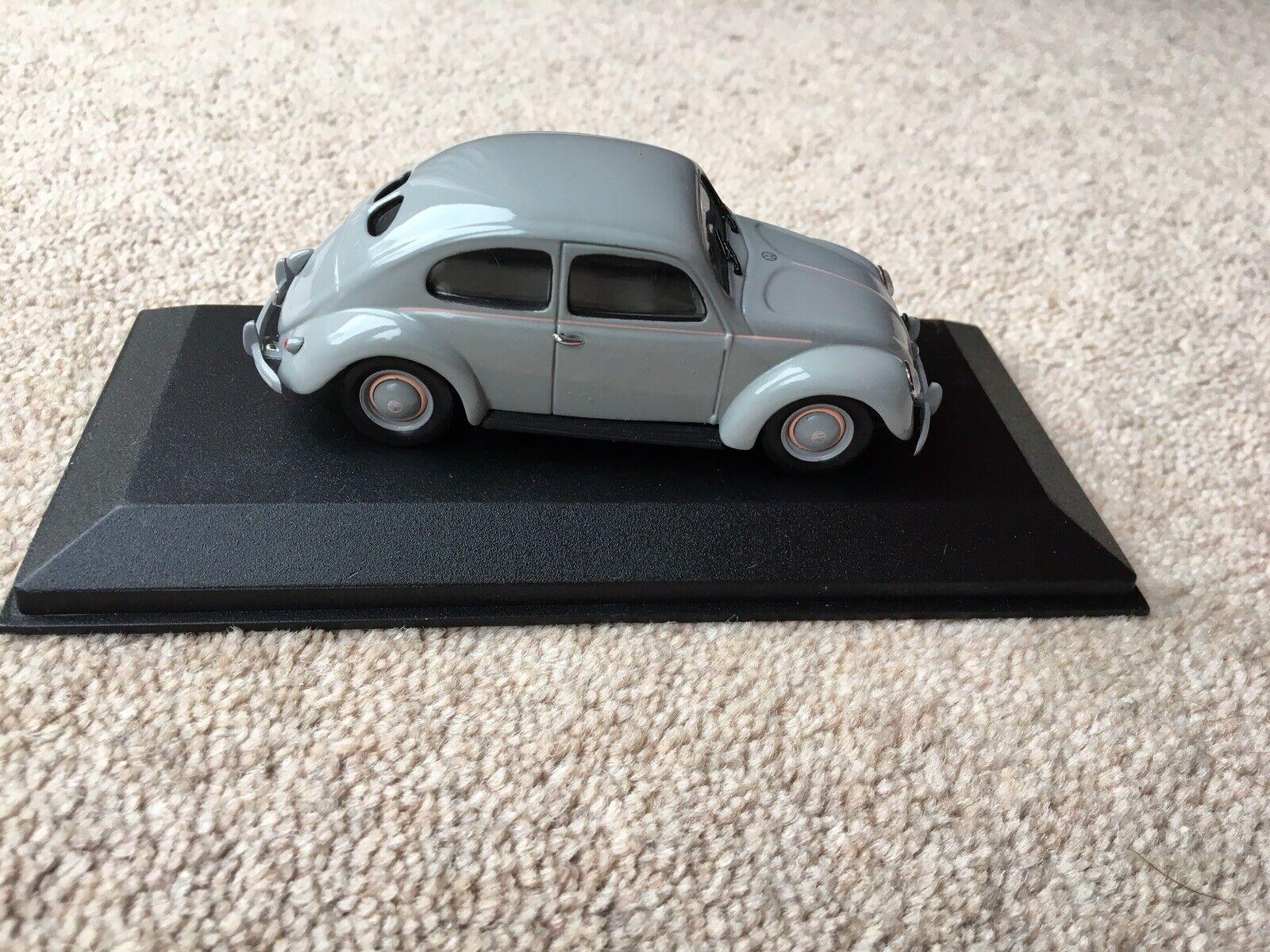 MINICHAMPS VW KAFER BEETLE PAULS MODEL ART No 430 052001 SPLIT WINDOW BOXED NEW