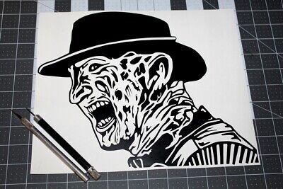 Freddy Krueger Car Decal