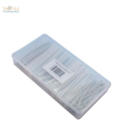 Schrumpfschlauch-surtido 100 piezas blanco en Box