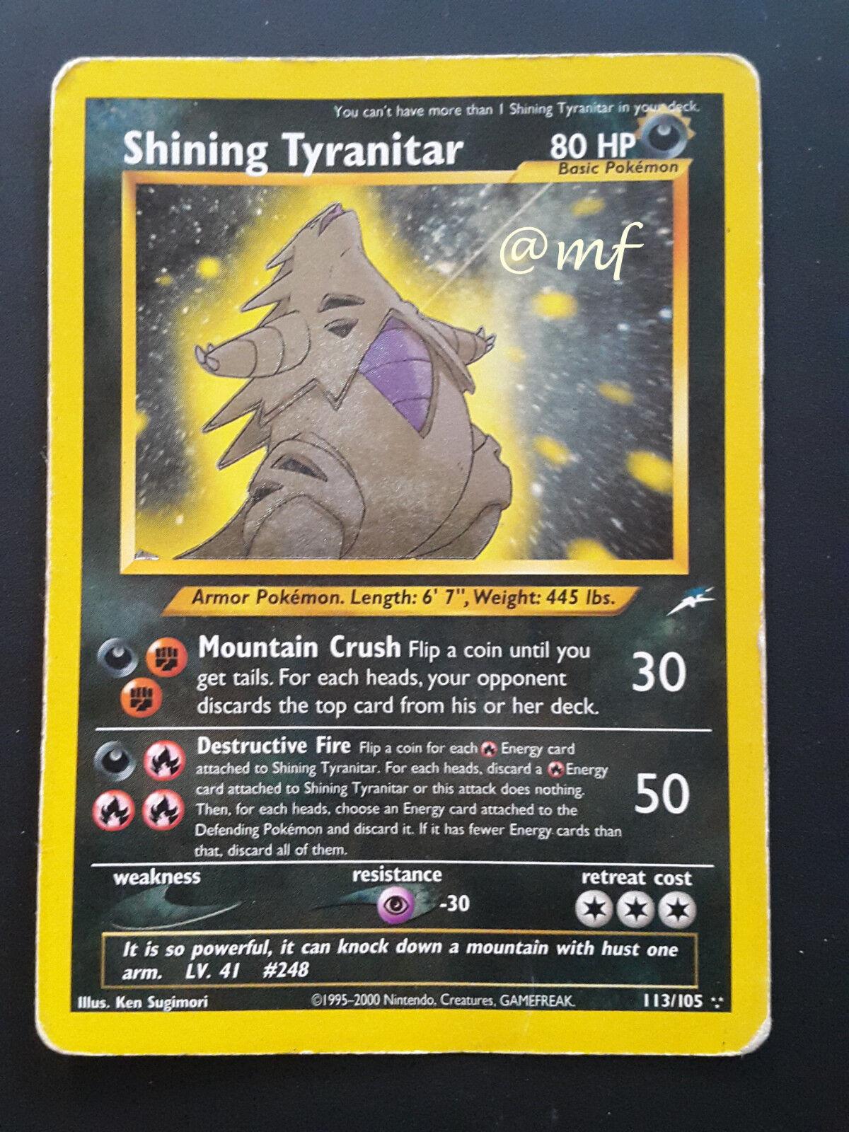 Shiny despotar 113 105 played-Neo Destiny-Pokemon [MF]