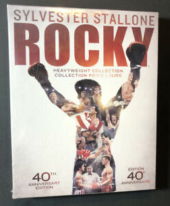 Rocky-Heavyweight-Collection-40th-Anniversary-Edition-Blu-ray-Disc-NEW
