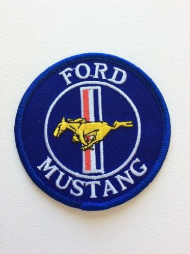 FORD MUSTANG 8 CM A475 //// ECUSSON PATCH AUFNAHER TOPPA