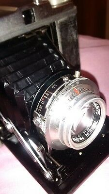 Foitzik Trier Foinix Vintage Folding Camera 1:3,5/75