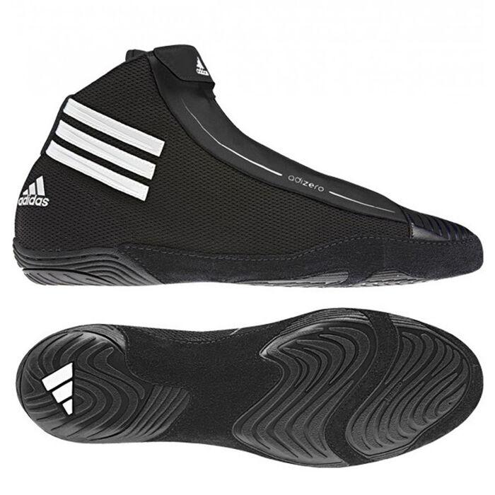 Adidas Adizero Sydney Wrestling Schuhe Schuhe Schuhe Ringerschuhe Ringen Turnschuhe schwarz 01495b