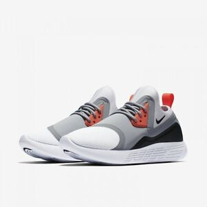 Free Shipping Nike Lunarcharge Bn Womens Grey White B7173 F9e68