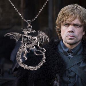 Game-Of-Thrones-Retro-Black-Targaryen-Dragon-Chain-Pendant-Necklace-Jewelry-Gift