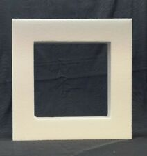 "Set Of 2/"" /""Extruded Styrofoam Wreath Bulk-16/""/""X1.75/""/"""