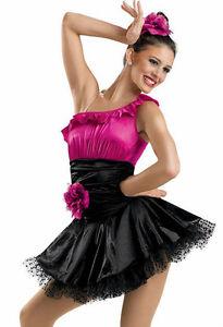 Tap Jazz Musical Theater Dance Costume