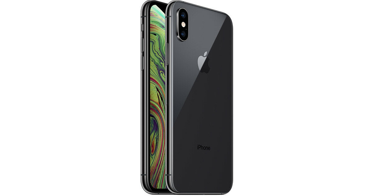 Apple iPhone XS 64GB Space Gray LTE Cellular AT&T MT8U2LL/A