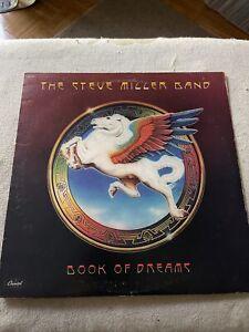 The Steve Miller Band - Book of Dreams Lp
