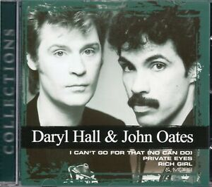Daryl-Hall-amp-John-Oates-Collections-2006-CD-New