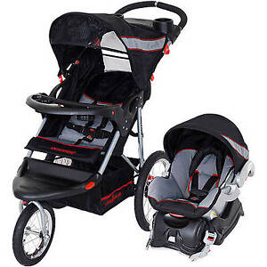 Baby Car Seat And Stroller Set Infant Kid Travel System ...