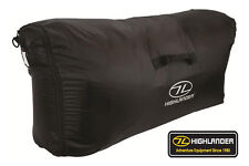 Rucksack Transit Travel Backpack Back Pack Waterproof Dust Cover Black 50 -100L
