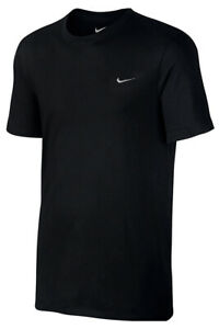 Nike-Men-039-s-Short-Sleeve-Embroidered-Swoosh-Active-T-Shirt