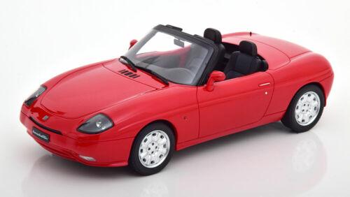 1:18 Otto Fiat Barchetta 1995 red