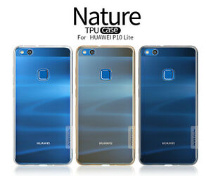 Nillkin-Nature-Mat-pare-chocs-Transparent-TPU-Souple-Housse-Cas-pour-Huawei-P10-Lite