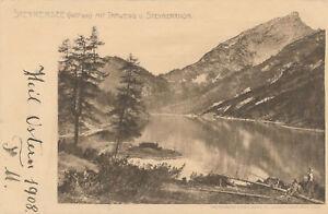 AK-Steyrersee-mit-Traweng-und-Steyrerthor-Steiermark-F25