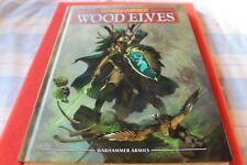 Wood Elves Army Book