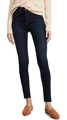 $ 195 Nuova Con Etichetta Rag & Bone Sz26 Vita Alta Skinny Elasticizzato Jeans