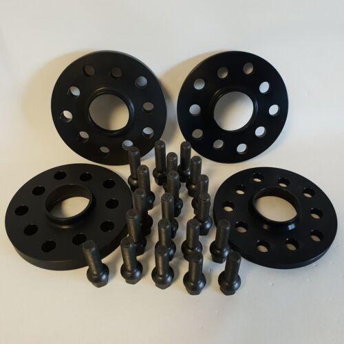 Ensanchamiento va20mm//ha40mm para bmw 5er tipo f10 f11 con tornillos