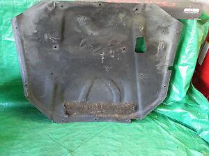 1987 1993 Ford Mustang Under Hood Insulator Black Stock Factory Cobra Gt Lx Ebay