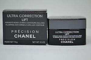 Chanel Precision Ultra коррекция подъема набухающая против морщин укрепляющий уход 15g