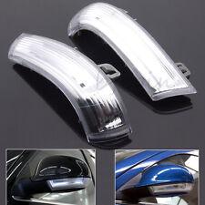 2pcs Left+Right Mirror Indicator Turn Signal Lights For VW GOLF JETTA MK5 PASSAT