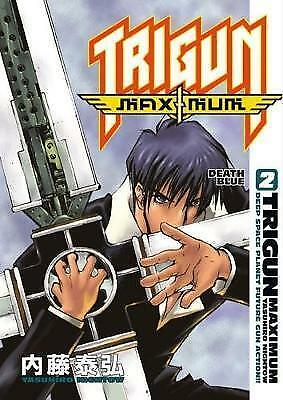 1 of 1 - Trigun Maximum, Vol. 2: Death Blue (Trigun Maximum Graphic Novels)-ExLibrary