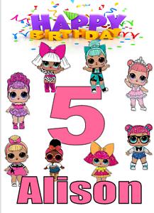 LOL-dolls-Birthday-T-shirt-girls-LOL-dolls-Personalised-birthday-t-shirt