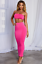 Womens-Plain-Printed-Boob-Tube-Strapless-Bandeau-Stretchy-Vest-Bra-Crop-Top thumbnail 93