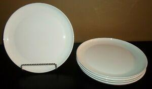 5-Fitz-amp-Floyd-NEVAEH-WHITE-10-3-4-034-Dinner-Plates