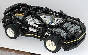 lego technic super car 8880 all 1343 pieces are here ebay. Black Bedroom Furniture Sets. Home Design Ideas