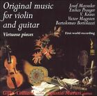 Original Music for Violin and Guitar: Virtuoso Pieces (CD, Mar-2002, EMEC (Editorial de Musica Espanola))